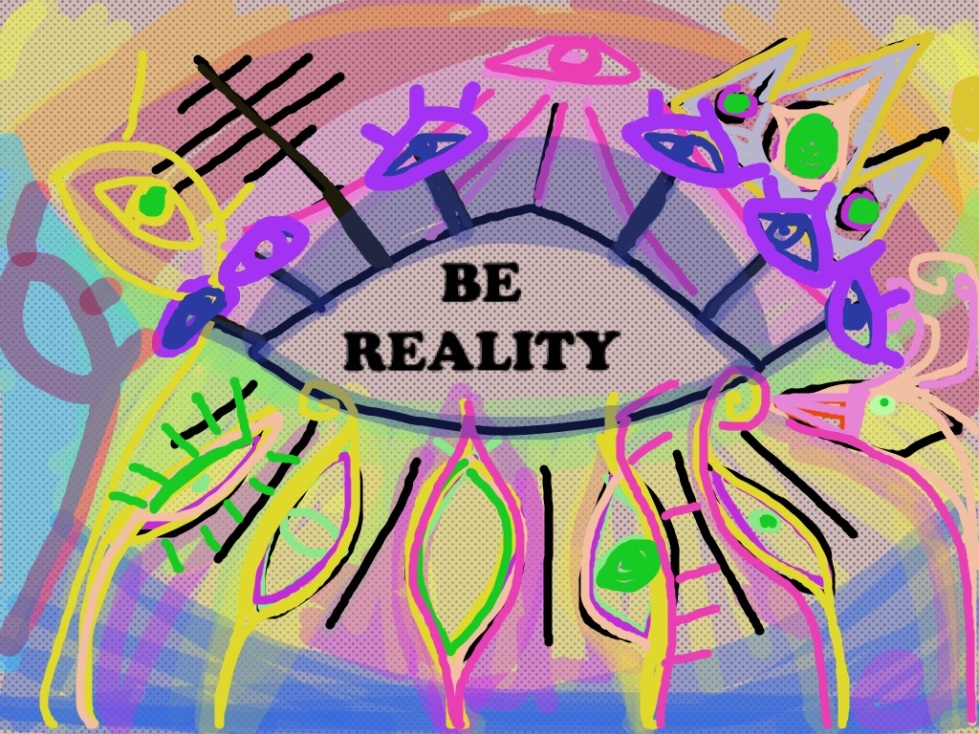 Be Reality by Kirsty Allison