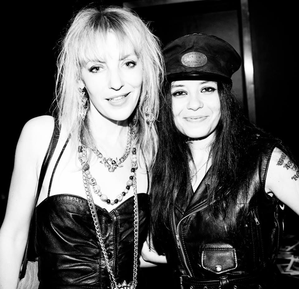 Kirsty Allison & Kelli Ali