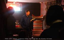 Johny Brown reads from Field Notes