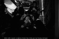 Sue Webster performed too, Nina Antonia, Ana Sefer, Inga Tillere, Anne McCloy
